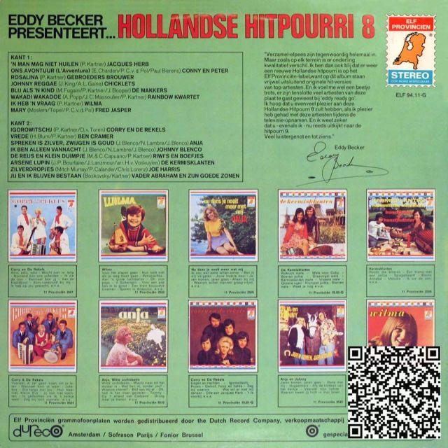 9411 Eddie Becker Presenteert Hollandse Hitpourri 8 achterkant_resultaat